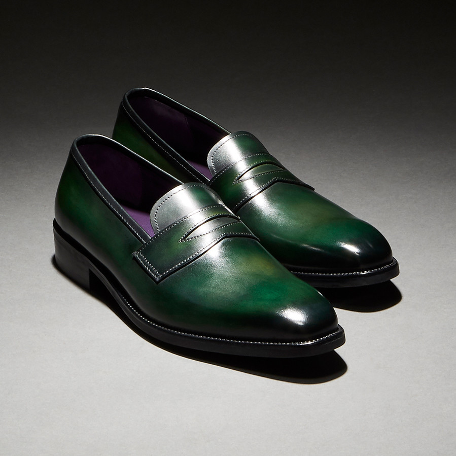 [Custommania X The shuri] PATINA LOAFER LAF No.239
