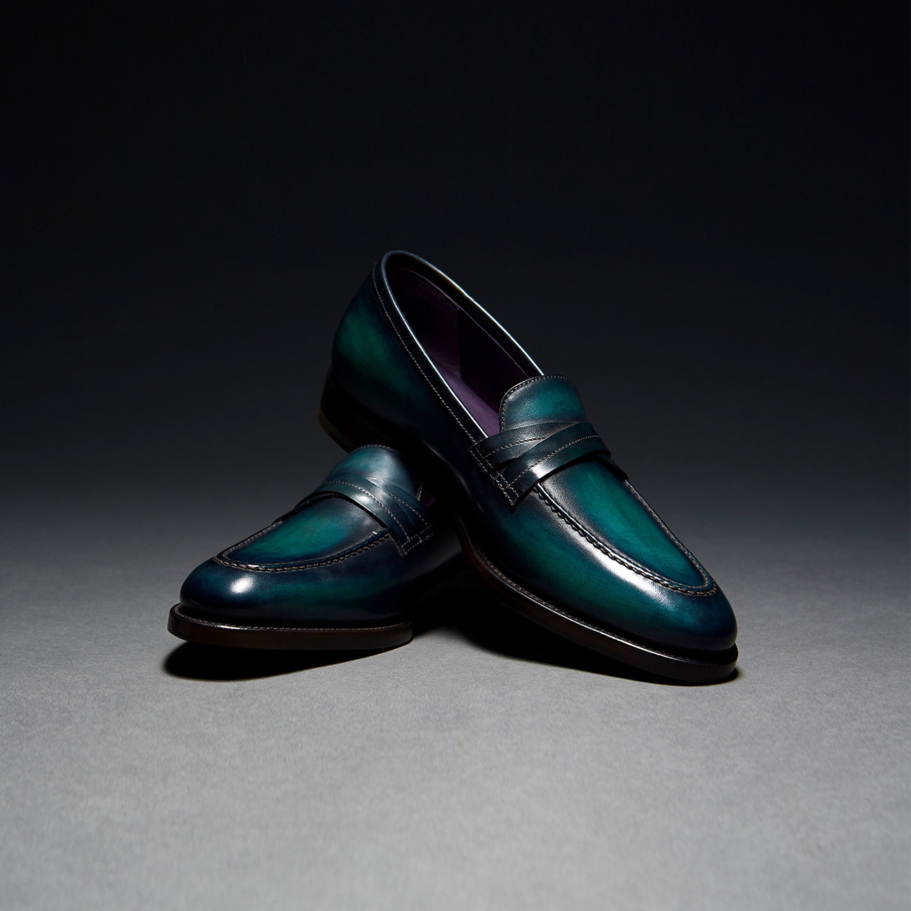 [Custommania X The shuri] PATINA LOAFER LAF No.549