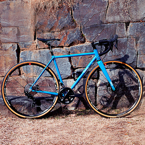 [CUSTOMMANIA X ROOKEYBIKE] CUSTOM ROAD BIKE